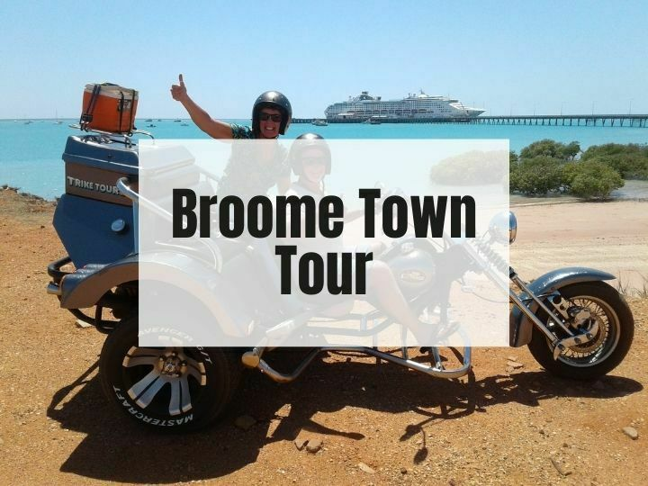 Historical Broome Tour