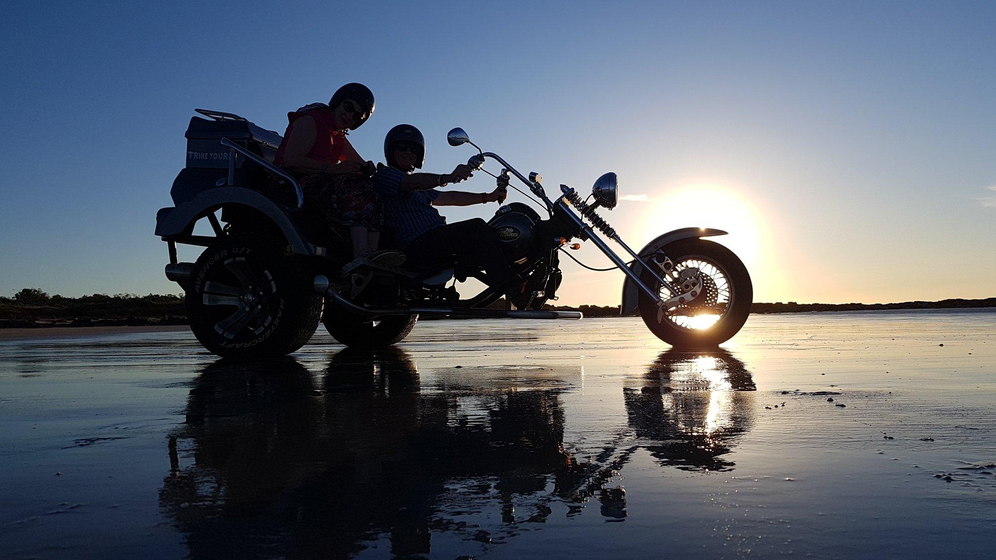Broome sunset tours